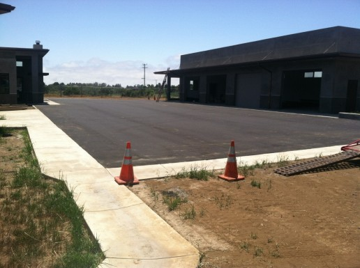 Paving & Excavation Job in Santa Cruz, CA