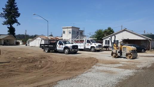 Paving & Grading Watsonville & Santa Cruz, CA