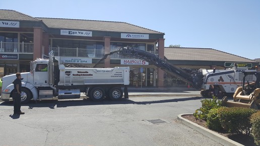 Watsonville Grading & Excavation, paving & grading