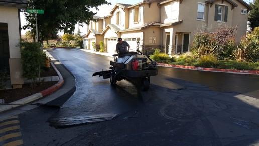 Driveway Sealcoating in Santa Cruz CA