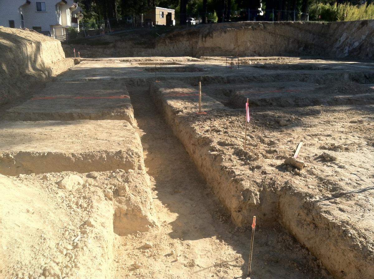 Dirt Excavation in Santa Cruz